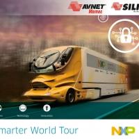 """Evento esclusivo Avnet Memec – Silica nella tappa di Bologna dello """"Smarter World Tour"""" di NXP"""