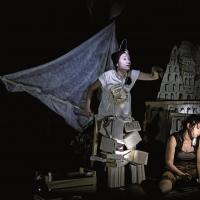 Ariele e Calibano, la Tempesta di Shakespeare rivisitata in favola all'HulaHoop del Pigneto