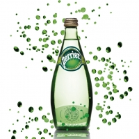 PERRIER  BRINDA  ALL'ARTE  DI  ANDY  WARHOL.