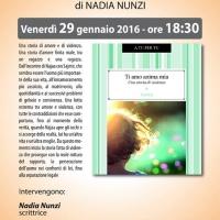Ti amo anima mia - Edizioni Psiconline alla libreria Ubik di Cosenza