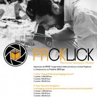 """GIFASP, con il concorso fotografico Packlick, dà continuità alla campagna """"La cultura della protezione e della sostenibilità"""": iscrizioni aperte da gennaio ad aprile 2016"""