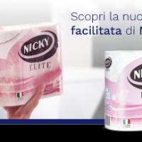 Online la nuova digital identity di carta Nicky
