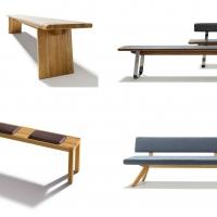 Funzionalità, comodità e design: ecco le panche TEAM 7