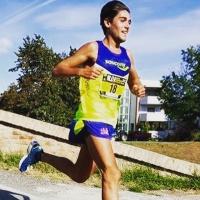 """Francesco Fagnani, maratoneta, nutrizionista: Maratona Valencia, mi sono nutrito di amore, 2h34'41"""""""