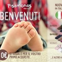 Nasce Pisamonas.it: il negozio online di scarpe per bambini, di qualità artigianale ma conveniente.