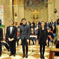 Grande successo per il concerto a Jesolo dedicato  a Papa Francesco