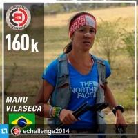 Manuela Vilaseca: gara più estrema la XMAN, Ironman 100% fuori strada