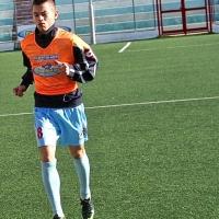 Rollo Aloisio: la gara della mia vita il derby tra Manfredonia e Foggia