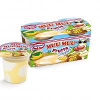 cameo Muu Muu Frutta & Latte raddoppia: nasce la variante Banana con macchie al gusto vaniglia