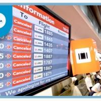 Richiedi il tuo rimborso volo cancellato. Zero Spese - Zero Anticipo.