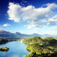 E-Rally a Bled, tra Austria e Slovenia