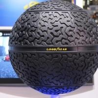 Googdyear lancia Eagle-360, pneumatico rivoluzionario realizzato con la stampa 3D