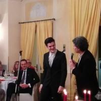 Enrico Nadai e Dino Doni ospiti del concerto di primavera a San Dona'di Piave (VE)