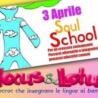 Bari 3 Aprile 2016: Soul School, appuntamento gratuito per bambini 3-10 anni