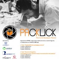 """Concorso fotografico Packlick: """"buon packaging"""" cartaceo e sostenibile, fotografia di qualità e talento giovanile, elementi caratterizzanti del contest. In pieno svolgimento le iscrizioni"""