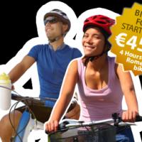Bike tour rome con Rome for You