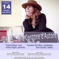 Federica Baioni Dal Jazz Alla Canzone d'Autore all'Arciliuto di Roma