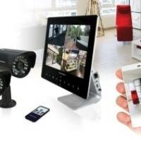 Thomson presenta il nuovo Kit di Videosorveglianza Wireless Digitale 4CH