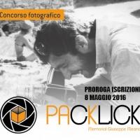 Proroga scadenza concorso fotografico Packlick: c'è tempo fino all'8 maggio 2016!