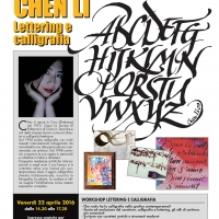 Workshop di Calligrafia e Lettering