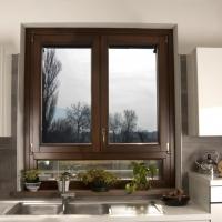 Come procedere nella manutenzione degli infissi in legno alluminio