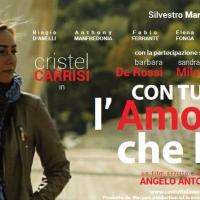 CON TUTTO L'AMORE CHE HO - DAL 12 MAGGIO AL CINEMA