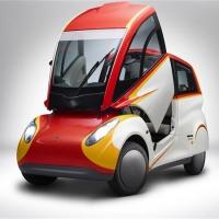 Shell svela la concept city car ultra efficiente