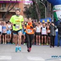 Achilles International, correre e camminare insieme, guida e non vedente