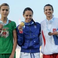Elisa Cusma: il più grande sogno vestire la maglia azzurra alle olimpiadi!