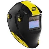 Esab Warrior Tech, la maschera hi-tech che rende sicura la saldatura