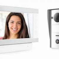 Nuovo Videocitofono Thomson: ultrasottile, con videocamera IR  e l'unico con SMARTBRACKET brevettato