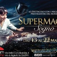 SUPERMAGIC 2016 SOGNO-Festival della Magia - 13ª edizione