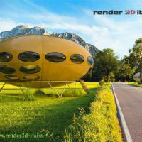 La computer grafica 3D