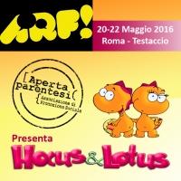 ARF! KIDS: dal 20 al 22 maggio a Roma al festival del fumetto uno spazio interamente dedicato ai  bambini