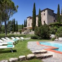 Hotel 5 stelle in Toscana: vacanze in Chianti vicino Siena al Castello di Spaltenna