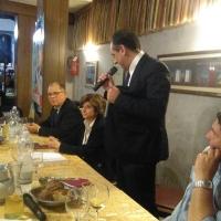 Ariccia, De Pierro apre campagna elettorale di Luisa Sallustio
