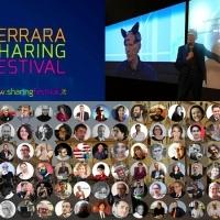 """Ferrara Sharing Festival: appuntamento venerdì 20 maggio alle 19.15 con il workshop """"Che mercato saremo"""" con doppio schermo e connessioni IoT e Human Bio Feed Back"""