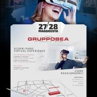 """Grandform vi invita a scoprire la """"virtual reality"""" di Progetto Puro"""