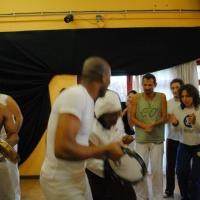 Move Week: lezione gratuita di Capoeira con Cordão de Ouro Professor Thiago
