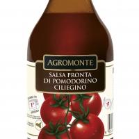 La salsa pronta di pomodoro ciliegino. Una ricetta unica con tutto il gusto siciliano per la vita