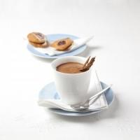 Caffè con il cioccolato