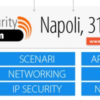 Apre domani IP Security Forum Napoli. C'è ancora tempo per registrarsi