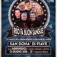 Enrico Nadai, Paolo Franceschini, Francesco Damiano e Paolo Favaro in