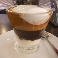 Crema di caffè e yogurt