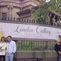 Mostra a Londra sotto l'egidia di Sgarbi: assegnato  prestigioso riconoscimento a Luciano Tonello, Maria Pia Severi e Alfonso Mangone