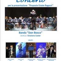 Enrico Nadai,Elena Lucca, Graziano Cester e Giovanni Pirrotta in concerto a San Donà di Piave (VE)