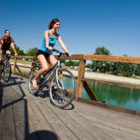 Relax e bici per una vacanza attiva presso il polo termale di Catez