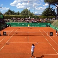 Blue Panorama Airlines, il grande tennis torna in Umbria