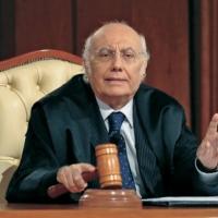 Il giudice di Forum Nino Marazzita padrino del vernissage