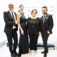 Red carpet di vip per il Thesign Gallery Party